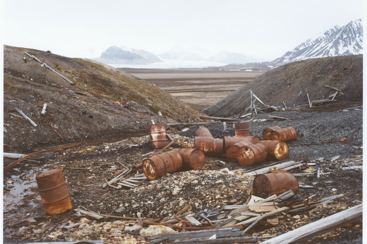 Mette Tronvoll: Svalbard #20 C-print, 2014, courtesy of Mette Tronvoll, http://www.tronvoll.net
